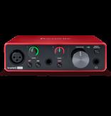 Focusrite Focusrite Scarlett Solo USB Audio Interface (3rd Gen)