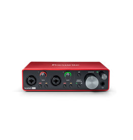 Focusrite Focusrite Scarlett 2i2 USB Audio Interface (3rd Gen)