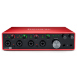Focusrite Focusrite Scarlett 18i8 USB Audio Interface (3rd Gen)
