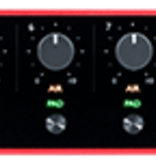 Focusrite Focusrite Scarlett 18i20 USB Audio Interface (3rd Gen)