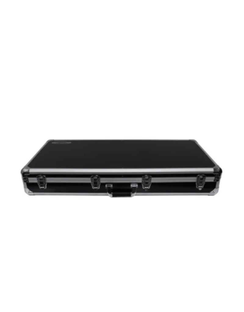 Odyssey KROM Series Compact 10″ Format DJ Mixer and Two Numark PT01 Turntables Coffin Case