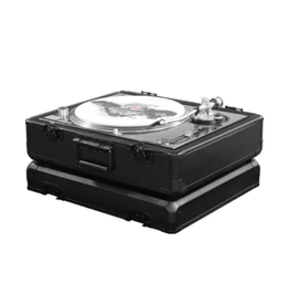 Odyssey KROM Series Black Universal Turntable Carrying Case