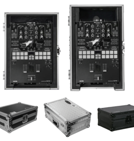 Odyssey Flight Zone Universal 10″ DJ Mixer Flight Case