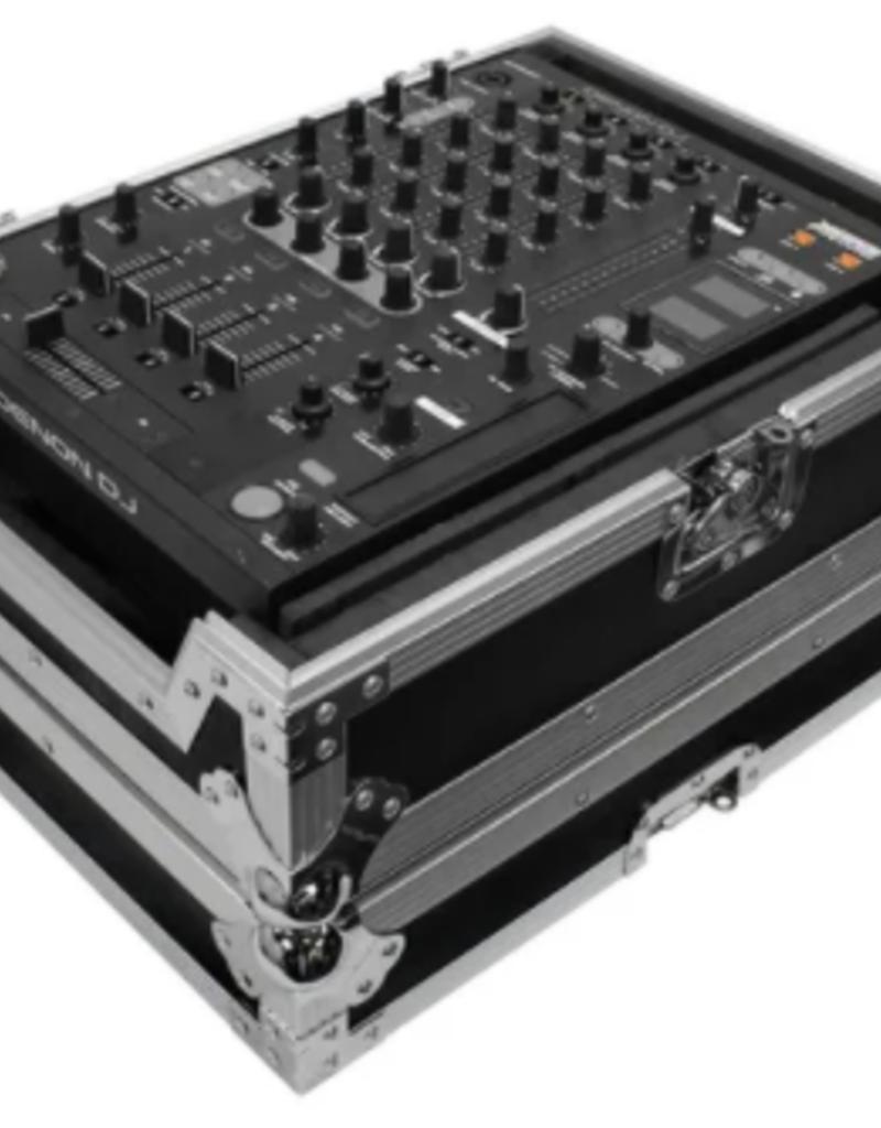 Odyssey Flight Zone Universal 12″ DJ Mixer Flight Case