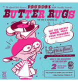 """Thud Rumble Butter Rugs 7"""" Slipmats (Pair) - Thud Rumble"""