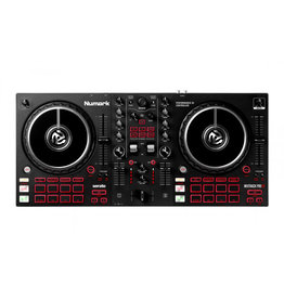 Numark Mixtrack Pro FX 2-Deck DJ Controller with Effects Paddles for Serato DJ