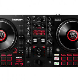 ***Pre-Order*** Mixtrack Platinum FX 4-Deck Advanced DJ Controller with Jog Wheel Displays and Effects Paddles for Serato DJ - Numark