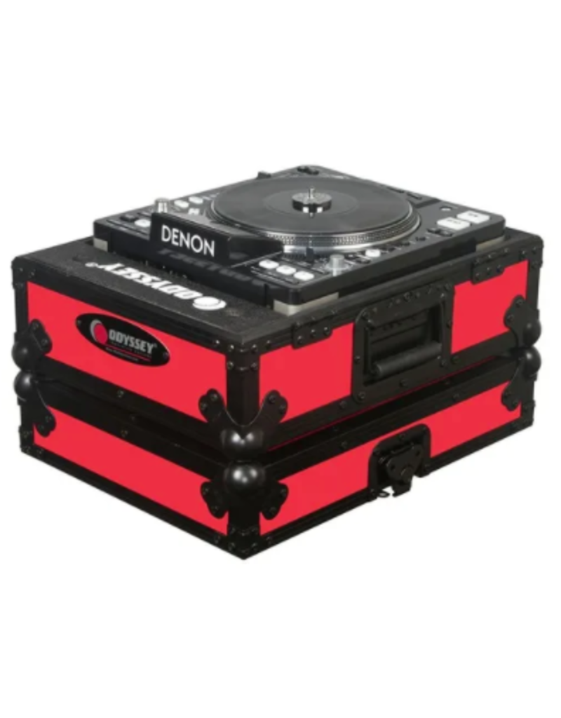 Odyssey Universal Large Format Media Player Flight Ready Case