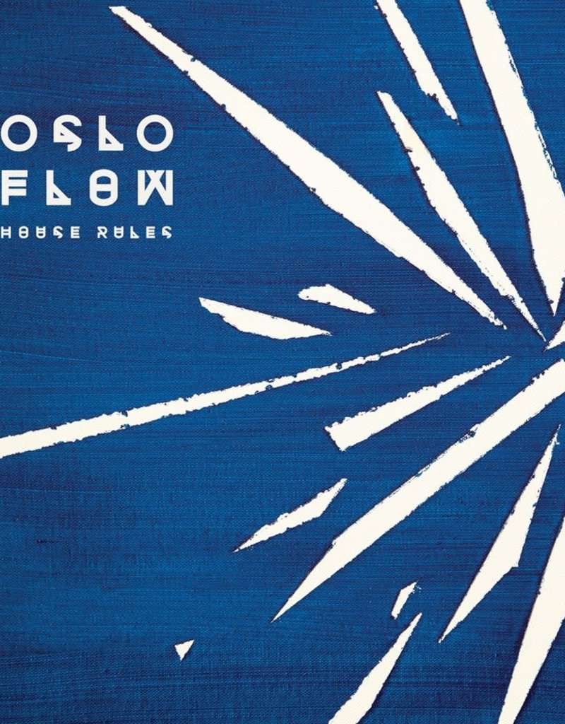 "Cut & Paste House Rules: Oslo Flow / Alx Plato 7"" Scratch Record - Cut & Paste Records"