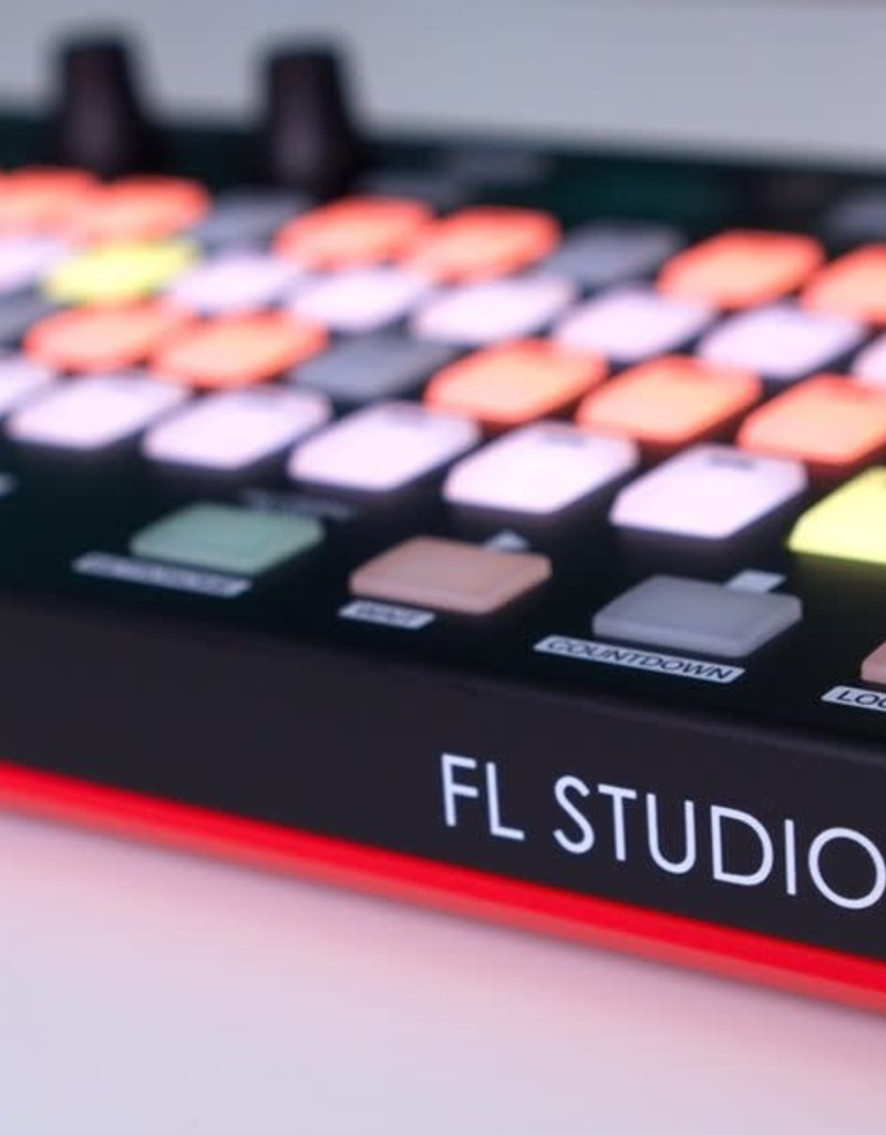 ***Limited Stock Shipping In August*** AKAI FIRE NS Performance Controller for FL Studio (Does Not Include FL Software)