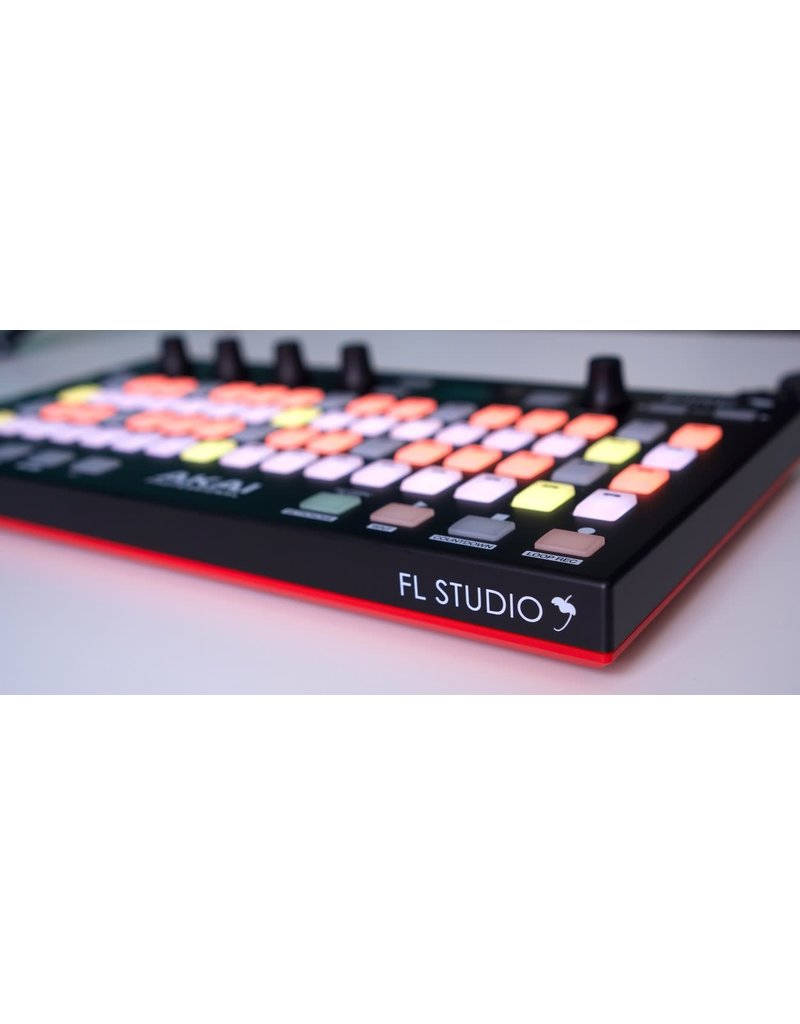 AKAI FIRE NS Performance Controller for FL Studio (Does Not Include FL Software)