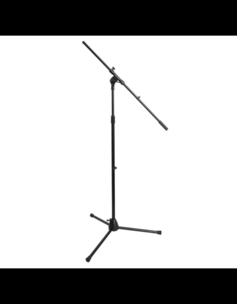 On-Stage On-Stage Euro Boom Microphone Stand w/ Tripod Base - Black