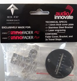 Audio Innovate Innofader Reck IF-30 Flush Mount Adapter for Mini Innofader Mod on PT-01