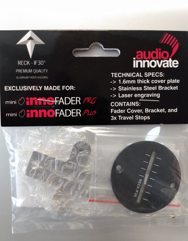 Audio Innovate Innofader Reck IF-30 Flush Mount Adapter for Mini Innofader Mod on PT-01