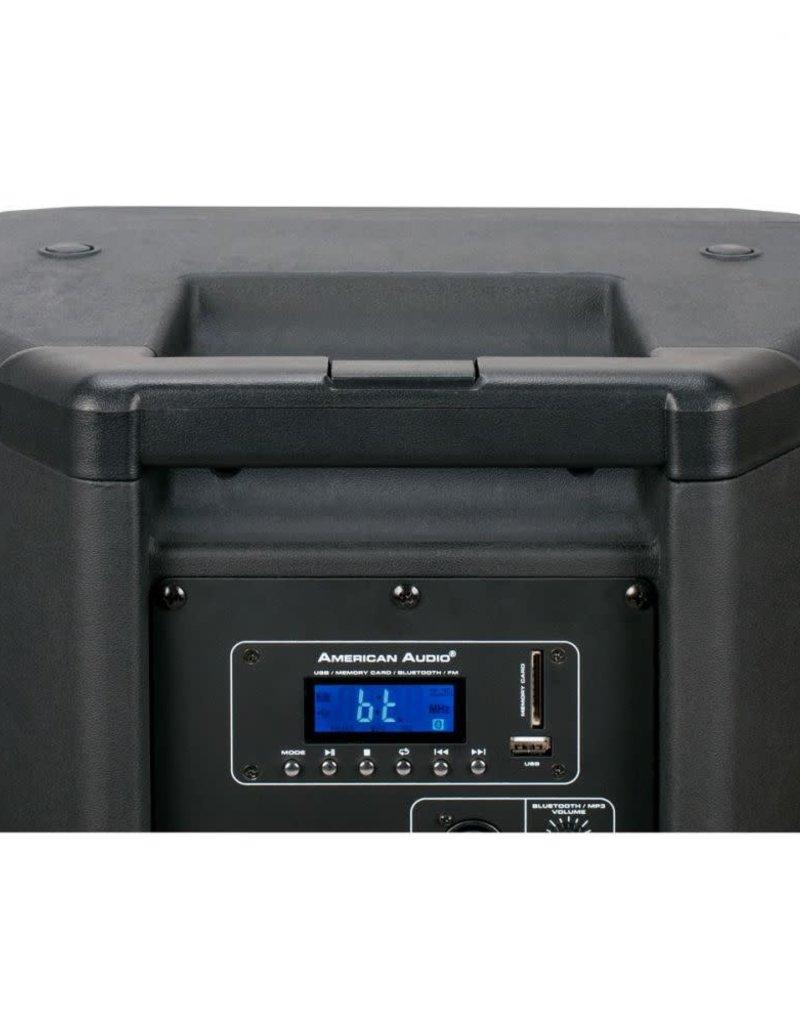 American Audio American Audio APX12 GO BT 2-way Battery Powered 200W Active Loudspeaker
