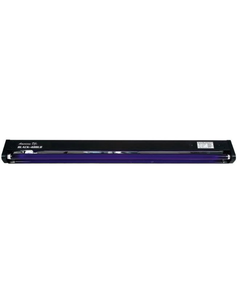 "ADJ ADJ 48"" Blacklight w/ 40 Watt Bulb"