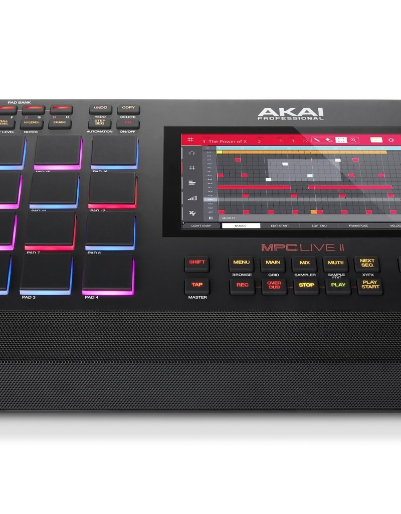 ***Limited Stock Shipping In Late August*** AKAI MPC Live II Standalone Sampler and Sequencer
