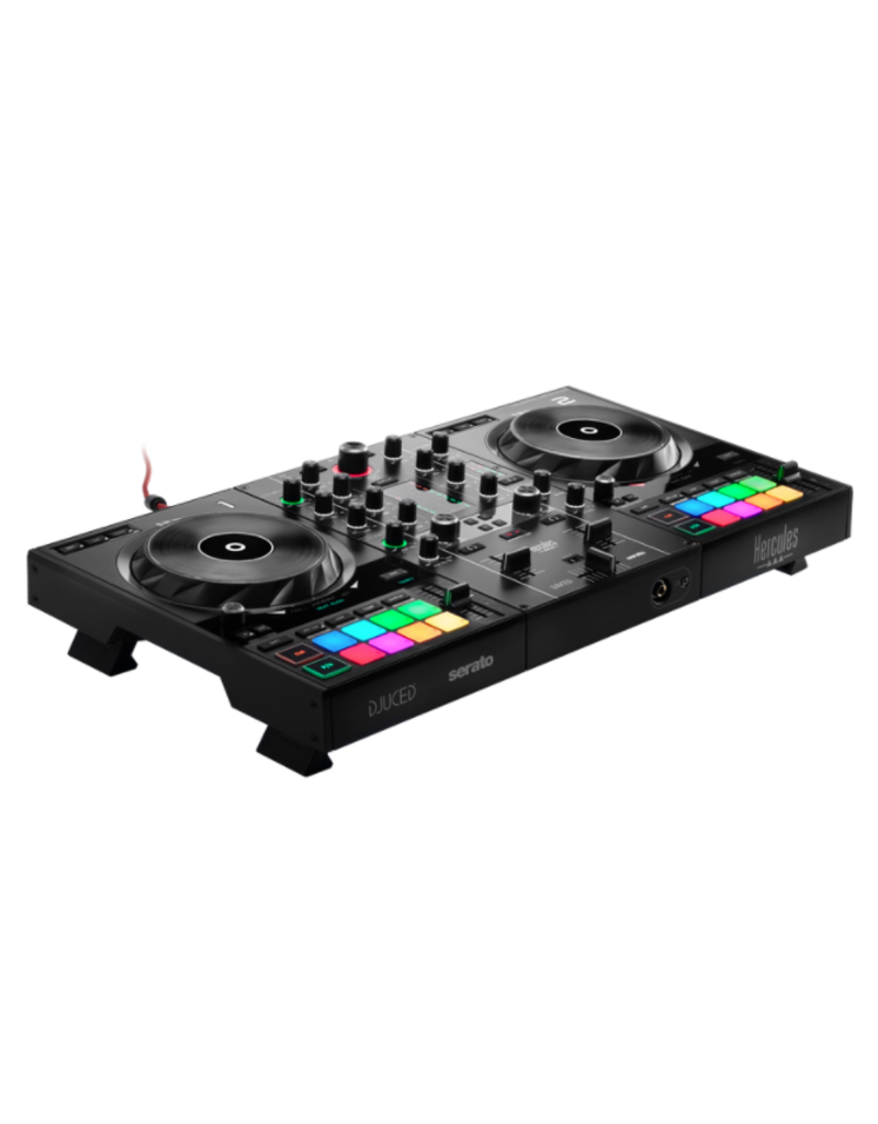 Hercules Hercules DJControl Inpulse 500 DJ Controller w/ Serato DJ Lite and DJUCED