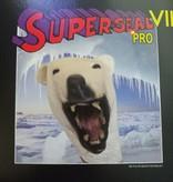 "Thud Rumble DJ Qbert SUPERSEAL VII PRO Part #6 of 7 Polar Bear Portablist 7"" R. Wing Ice Blue Vinyl"