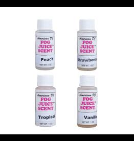 ADJ ADJ F-Scents Fog Juice Scents in Various Scents