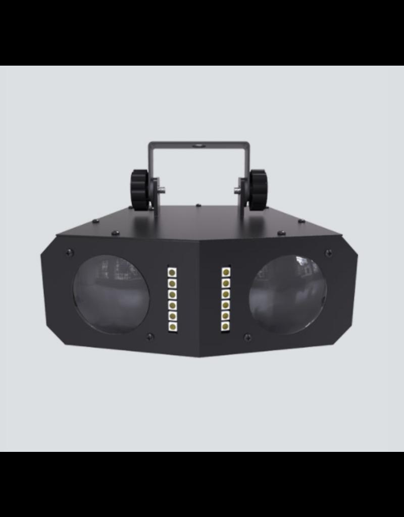 Chauvet DJ Chauvet DJ Duo Moon Strobe/Moonflower LED Effect Lighting