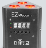 Chauvet DJ Chauvet DJ EZ Wedge Tri Battery Operated Tri Color LED Wash Light