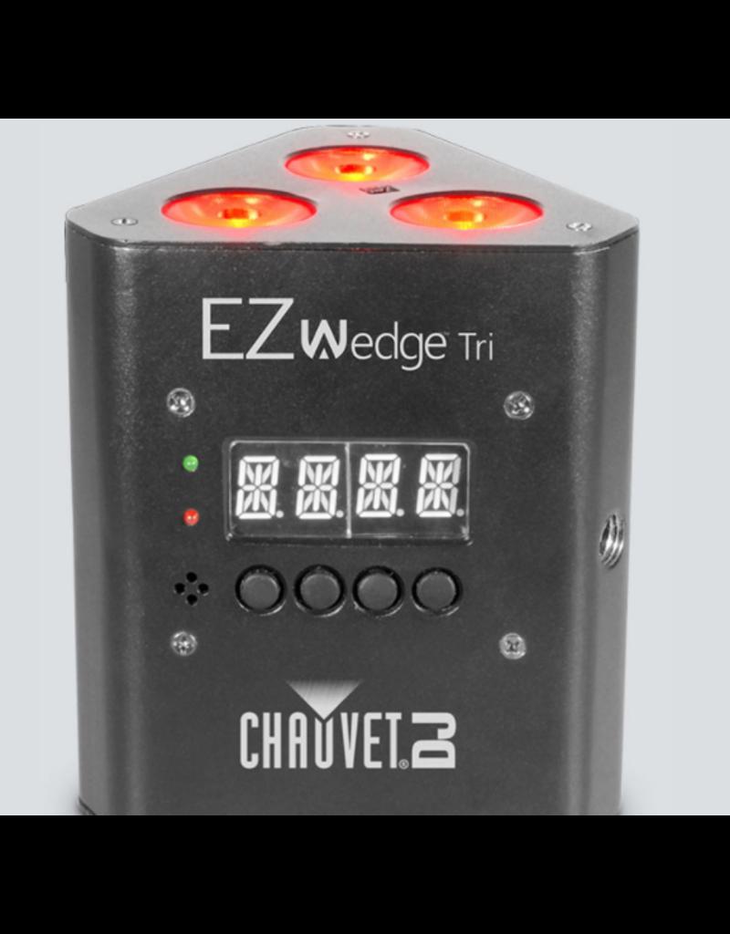 Chauvet DJ Chauvet DJ EZ Wedge Tri Battery Operated Tri Color LED Wash Light