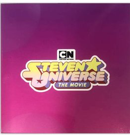 "Crosley Steven Universe the Movie True Kinda Love feat. Estelle & Zach Callison 3"" Record"