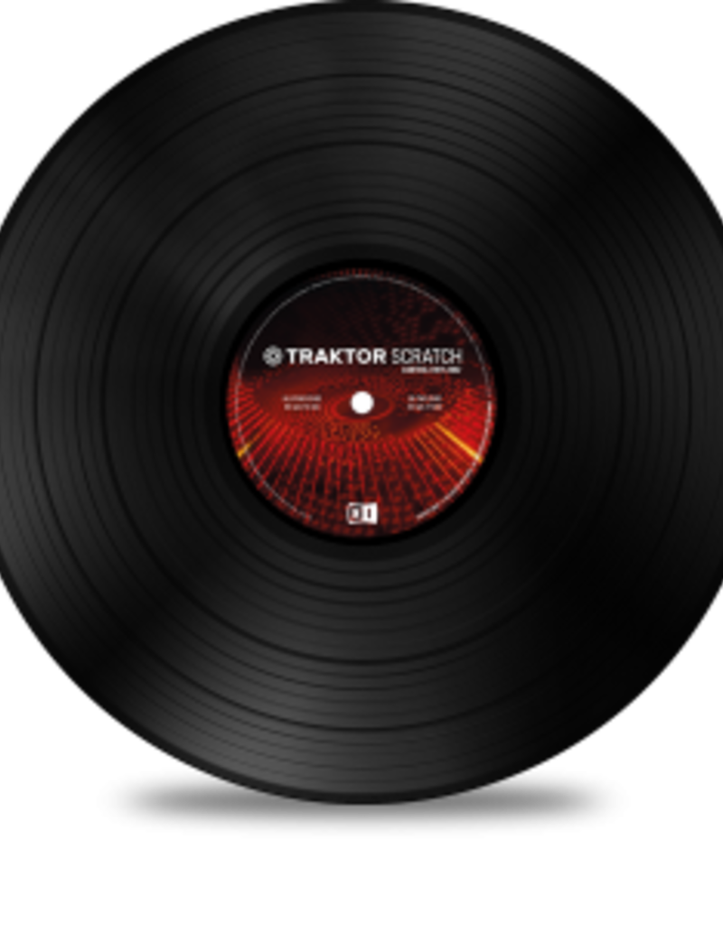 "Native Instruments 12"" Traktor Control Vinyl (Various Colors)"