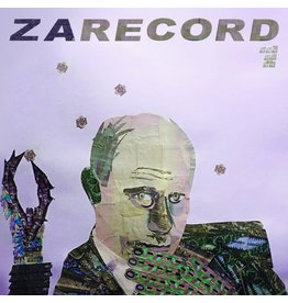 "Cut & Paste Zarecord: NMCP Studio 12"" Scratch Record - Cut & Paste Records"