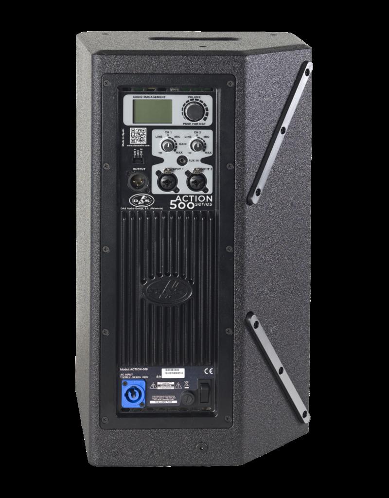 DAS Audio DAS Audio Action-508A Two-Way 8 inch 720W Powered Speaker