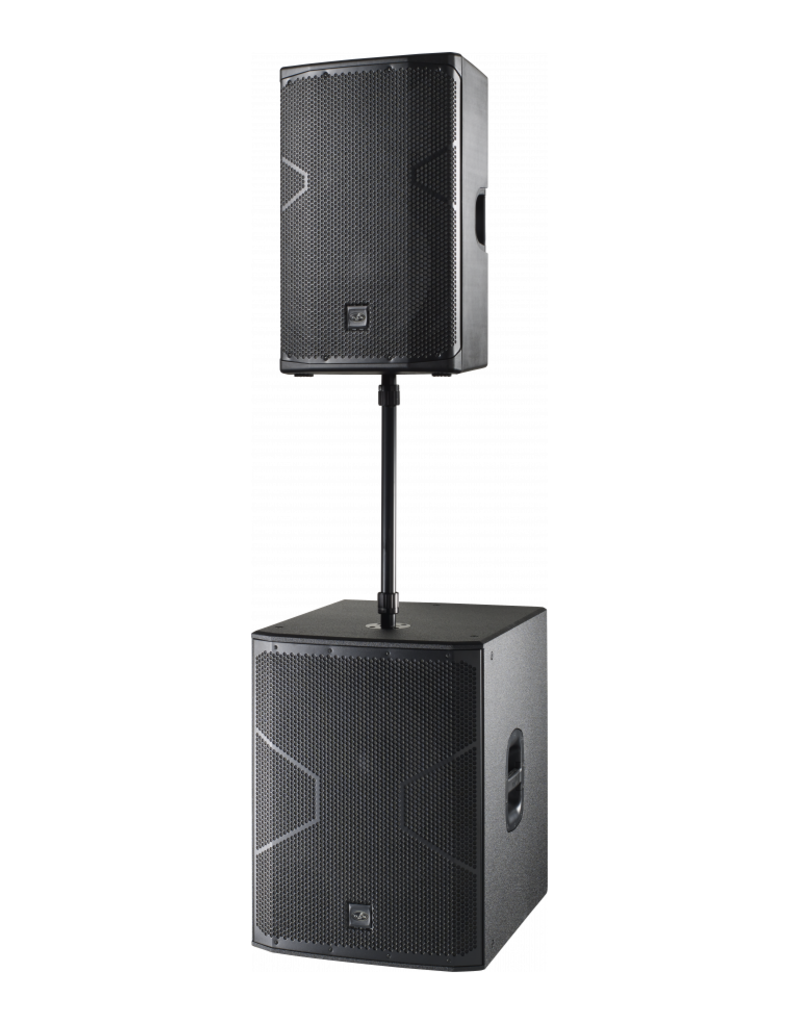 DAS Audio DAS Audio Altea-715A 2-Way 15 inch 1500W Powered Speaker