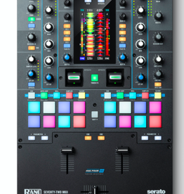 ***PRE ORDER*** RANE Seventy Two MKII 2-Channel Battle Ready Serato DJ Mixer