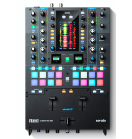 ***LIMITED STOCK ARRIVING TUESDAY 8/11*** RANE Seventy Two MKII 2-Channel Battle Ready Serato DJ Mixer