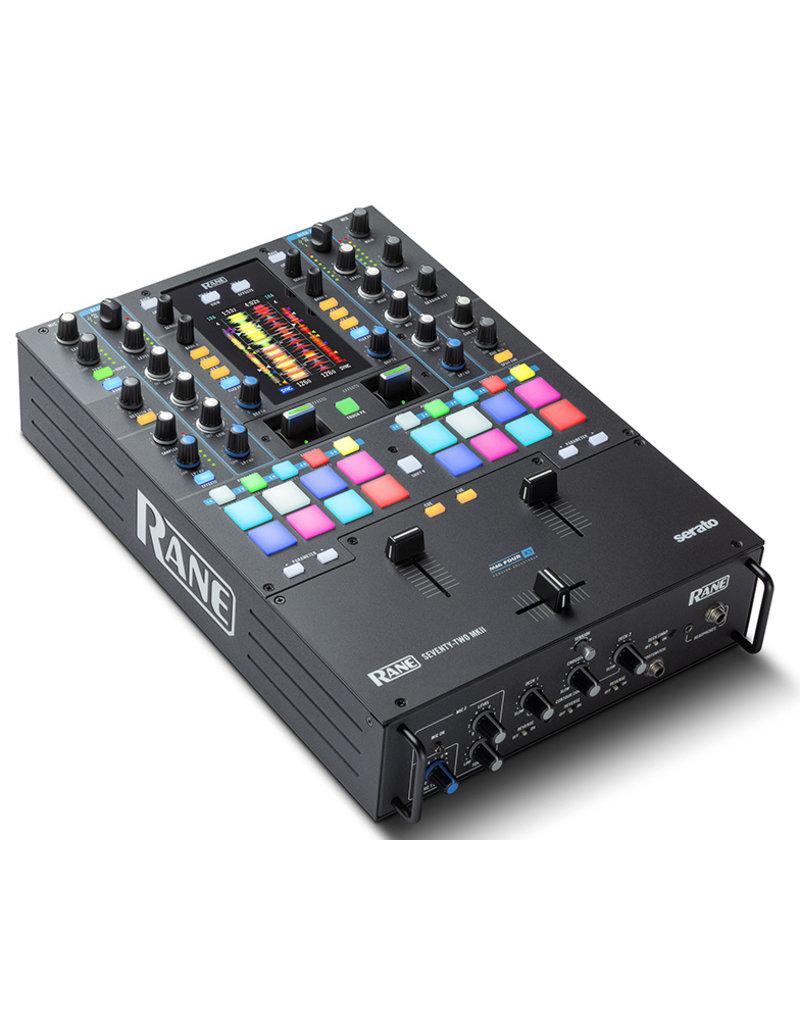 RANE Seventy Two MKII 2-Channel Battle Ready Serato DJ Mixer