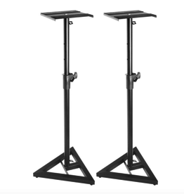 On-Stage On-Stage SMS6000-P Studio Monitor Stands (Pair)