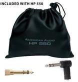 American Audio American Audio HP 550 Lava Headphones