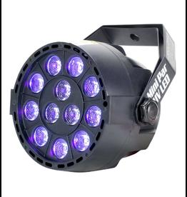 Eliminator Eliminator Lighting Mini Par UV LED Blacklight Par