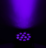 Eliminator Eliminator Lighting Mini Par UV LED Blacklight Par