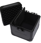 Odyssey KROM Record / Utility Case for 60 7″ Vinyl Records Gray with Black Hardware