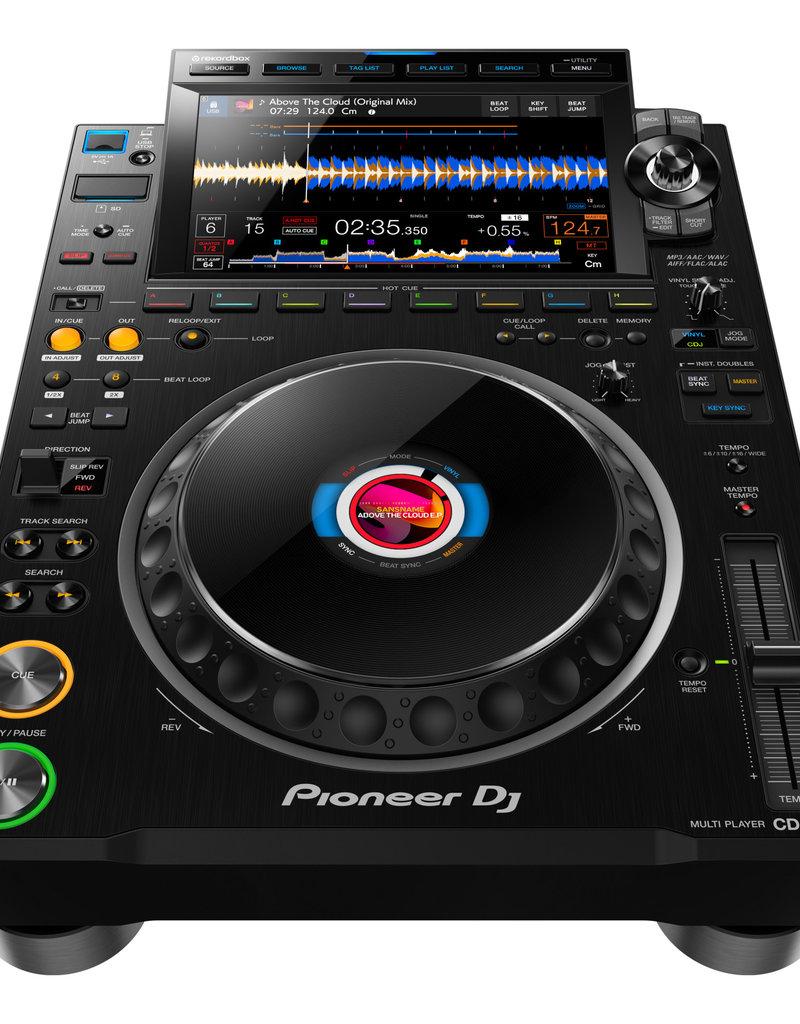 CDJ-3000 Professional DJ Multi Player (Black) - Pioneer DJ
