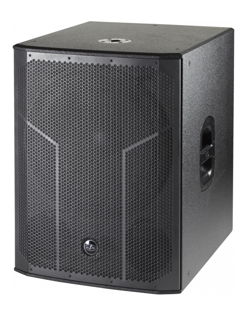 DAS Audio DAS Audio Action-S18A 18 inch 1500W Powered Bass Reflex Subwoofer