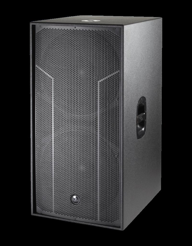 DAS Audio DAS Audio Action-S218A Dual 18 inch 3200W Powered Bass Reflex Subwoofer