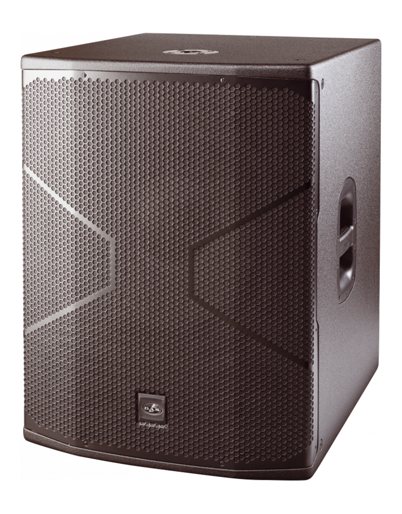 DAS Audio DAS Audio VANTEC-18A 18 inch 2000W Powered Ground-Stacked Long Excursion Subwoofer