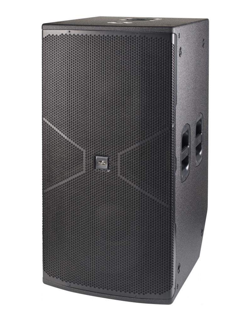 DAS Audio DAS Audio VANTEC-218A Dual 18 inch 4000W Powered Vertical Compact Long Excursion Subwoofer