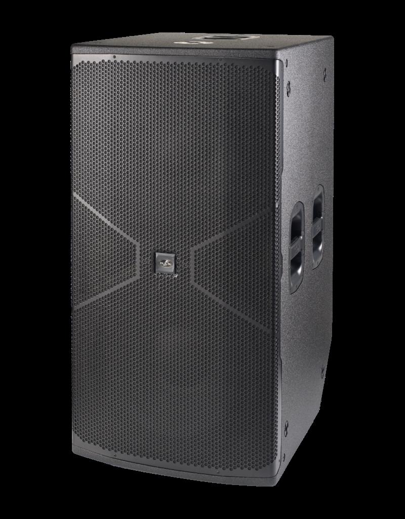 DAS Audio DAS Audio VANTEC-218A Dual 18 inch 4000W Powered Vertical Compact Long Excursion Subwoofer