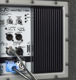 DAS Audio DAS Audio VANTEC-118A 18 inch 2000W Powered Ground Stack Subwoofer