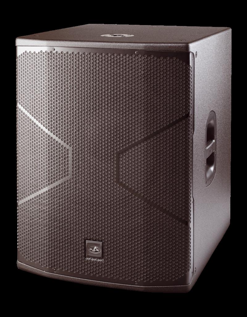 DAS Audio DAS Audio VANTEC-18 Passive Bass Reflex Ground Stack Subwoofer