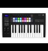 Novation Launchkey 25 Mk3 USB/iOS MIDI Keyboard Controller for Ableton Live