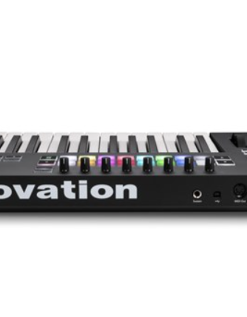 Novation Launchkey 25 Mk3 USB/iOS MIDI Keyboard Controller for Ableton Live